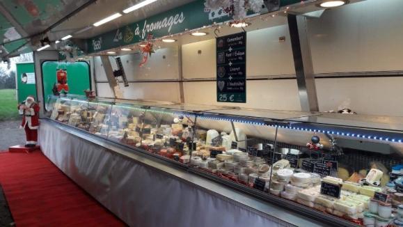 Traiteur fromage Auffay