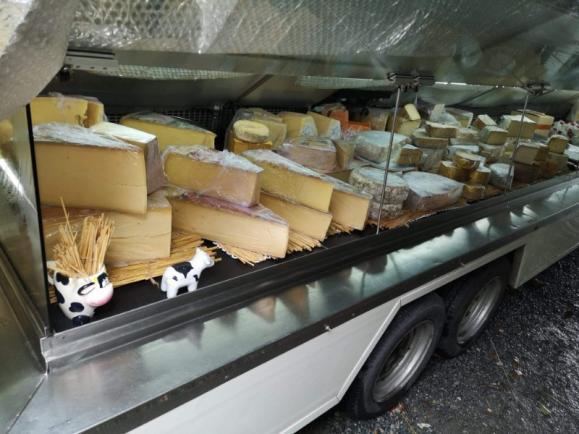 plateau fromage traiteur Tôtes